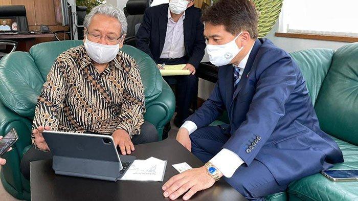 Dubes Heri Akhmadi: 36 WNI Terpapar Covid-19 di Ibaraki Jepang, Kondisinya  Kini Membaik - Tribunnews.com Mobile
