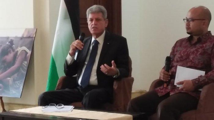 Dubes Palestina Hadiri Deklarasi KAMI karena Mengira Acara 17-an