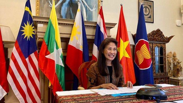RI Dorong Penguatan Kerja Sama Penanggulangan Bencana antara Italia dan Negara ASEAN