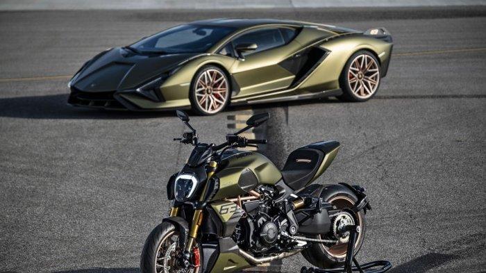 Ducati Diavel 1260 Lamborghini1