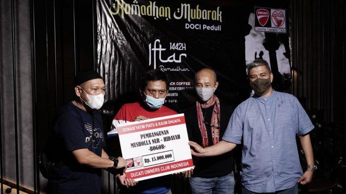 Ducati Owners Club Indonesia (DOCI),