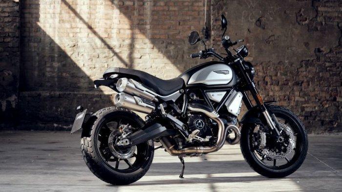 Ducati Scrambler 1100 Dark Pro Bersiap Meluncur Oktober Ini