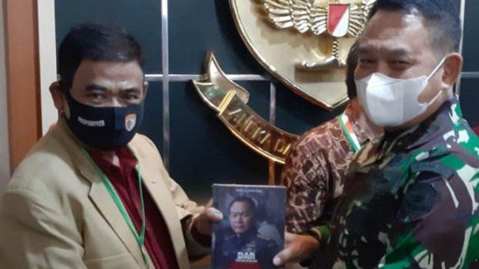 Pangdam Jaya Terima PWI Jaya Award 2021: Yakin Media Sajikan Informasi Terbaik dan Faktual