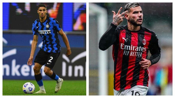 Prediksi Lineup AC Milan vs Inter Milan, Panggung Adu Bersinarnya Pemain Buangan Los Blancos