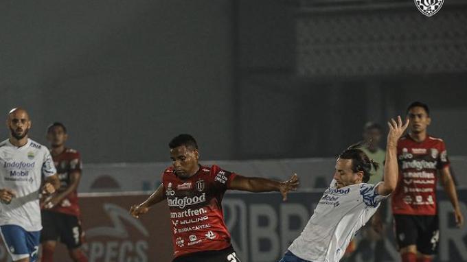 3 Fakta Hasil Imbang Bali United vs Persib di BRI Liga 1, Kecerdikan Teco, Hilangnya Naluri Gol Luiz