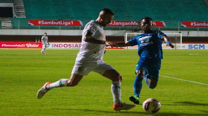 Berkaca dari Leg Pertama, PS Sleman Optimis Bisa Jegal Langkah Persib Bandung
