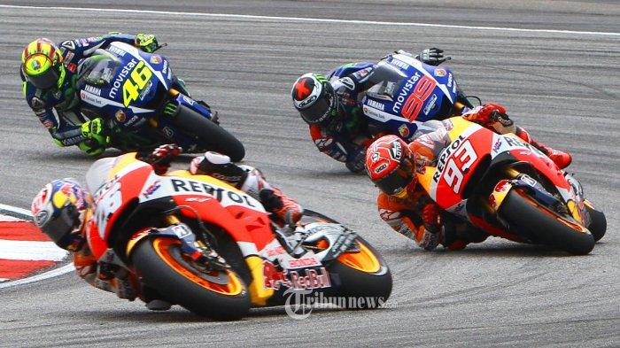 Konsep Jadwal MotoGP 2020: Dimulai Pertengahan Juli, Berakhir Awal November