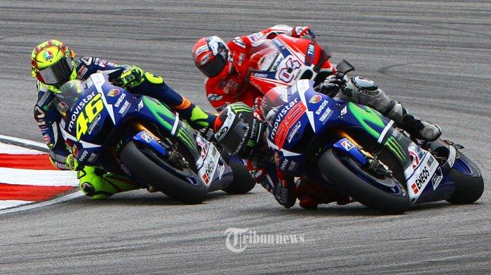 Valentino Rossi Sebut Masa Depan MotoGP Tengah Dipertaruhkan