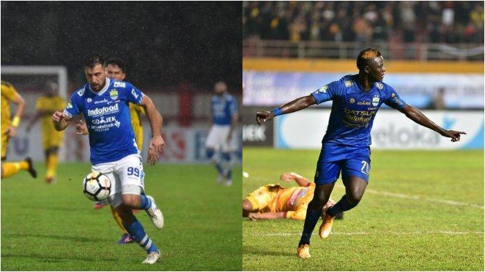 Duet Jonathan Bauman-Ezechiel Ndoassel Berpelung ke Arema FC