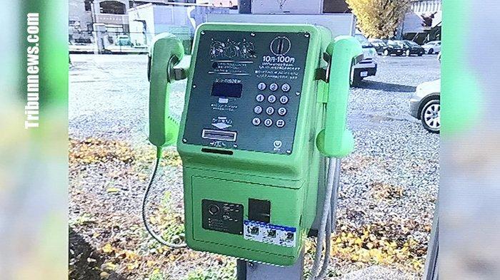 Duet phone di Jepang yang kini hanya ada di 7 tempat saja.