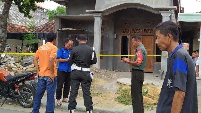 Bripka Imam Surtrisno Terkapar Berdarah-darah di Depan Rumah Kosong, Ditusuk Orang Tak Dikenal