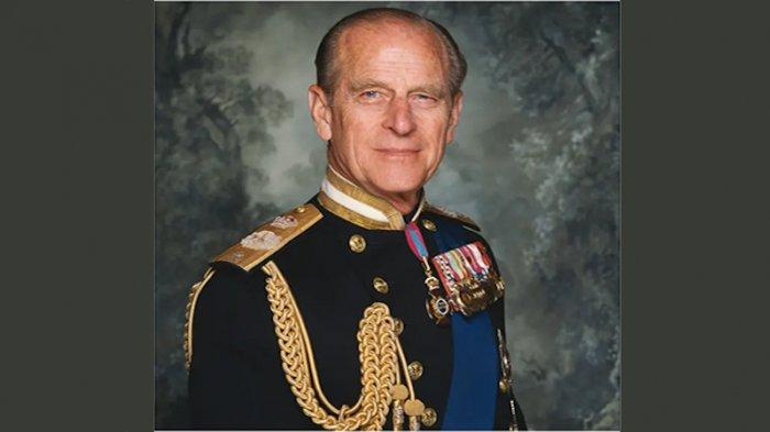 Duke of Edinburgh, Pangeran Philip