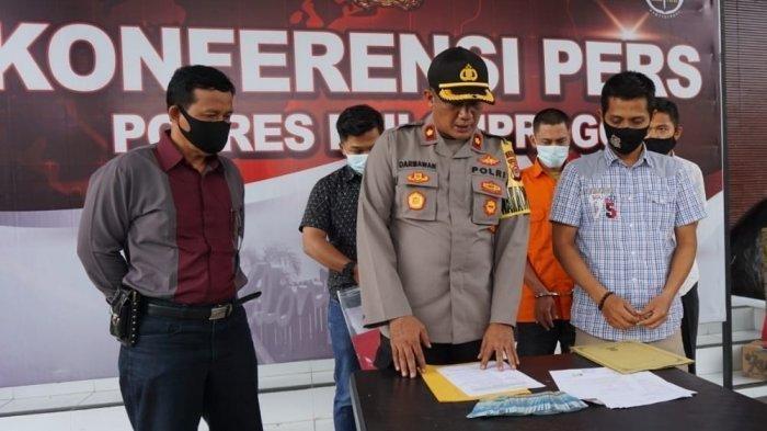 Gelapkan dan Sunat Bantuan Covid-19 Jutaan Rupiah, Seorang Dukuh di Kulon Progo Ditangkap Polisi