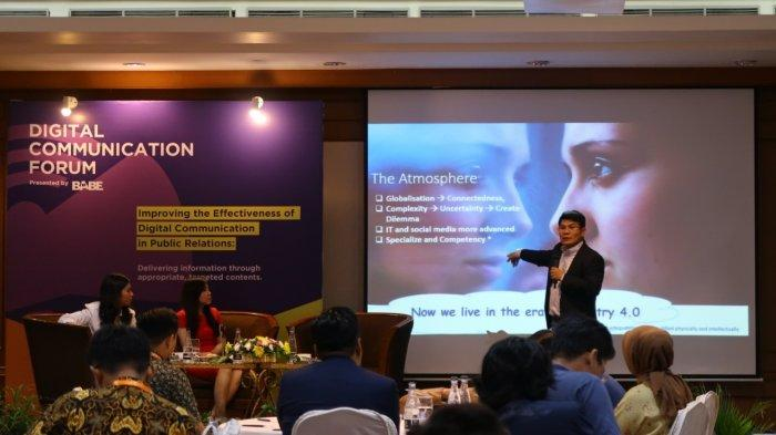 Dukung Industri 4.0, BaBe Luncurkan Forum Konten Generasi Baru