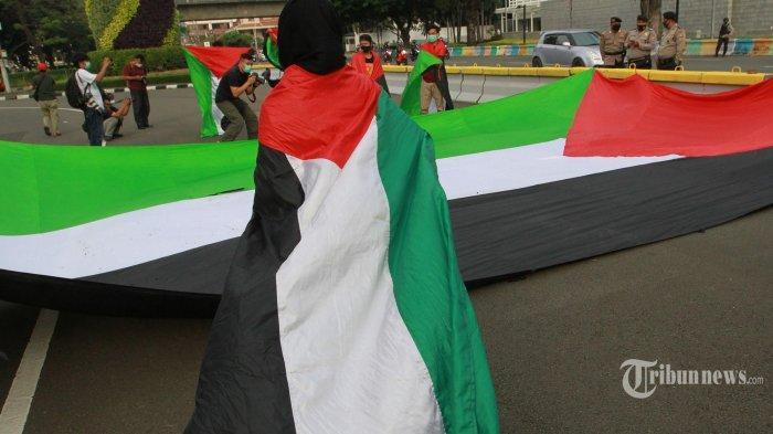 Respons RNA 98 Sikapi Langkah Pemerintah Indonesia Terkait Serangan Israel Terhadap Palestina