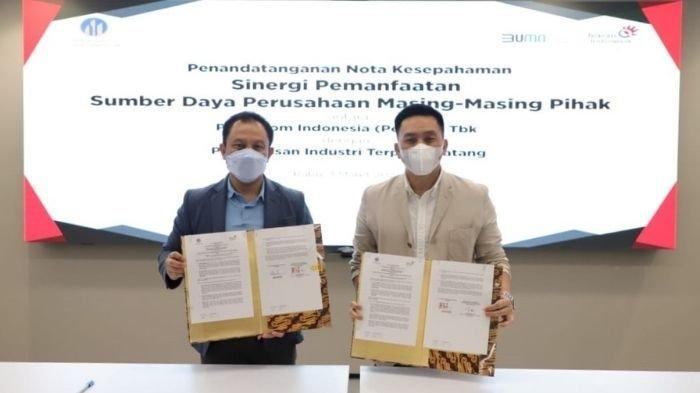 Telkom dan PT KITB Dukung Percepatan Digitalisasi Smart Industrial Estate Grand Batang City