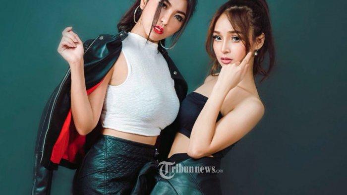 Duo Molek, pendangdut cantik dengan personilnya Caca dan Elvira luncurkan single baru berjudul