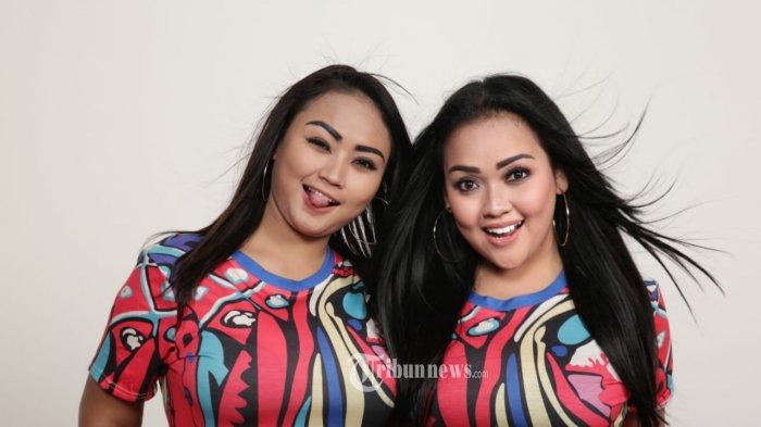 Duo Semangka (Clara Gopa dan Vanya Kiara). TRIBUNNEWS.COM/IST