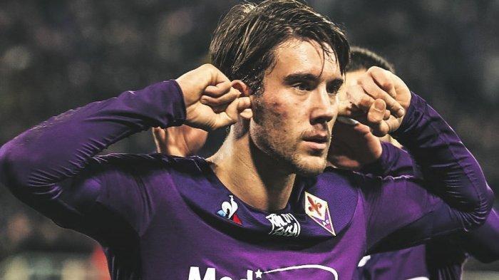 Dua Cara AC Milan untuk Pinang Vlahovic dari Fiorentina, Rossoneri Minta Harga Diskon