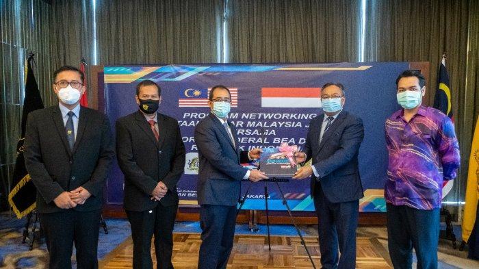 Duta Besar Malaysia Adakan Pertemuan Dengan Bea Cukai Indonesia Bahas Penguatan Kerja Sama