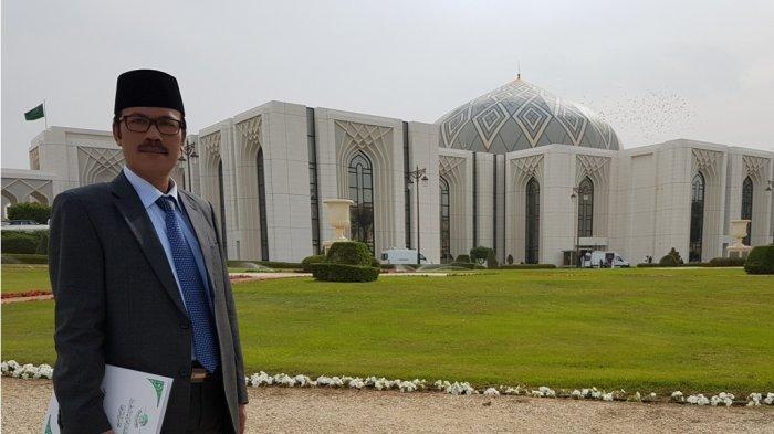 Duta Besar RI untuk Kerajaan Arab Saudi, Agus Maftuh Abegebriel.