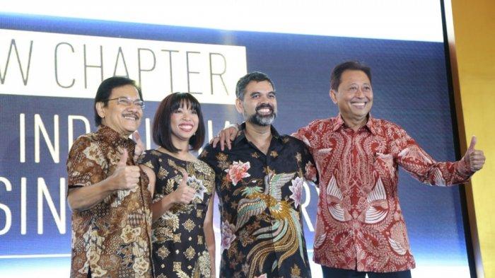 Dwi Sapta Group Putuskan Merger dengan Dentsu Aegis Network