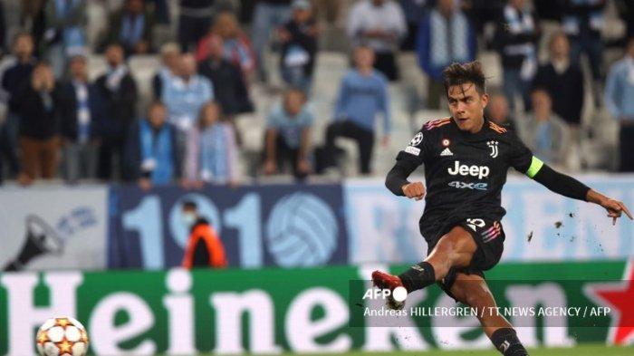 Paulo Dybala Berharap Perpanjang Kontrak Usai Cetak Gol Penalti Saat Juventus Menang 3-0 atas Malmo
