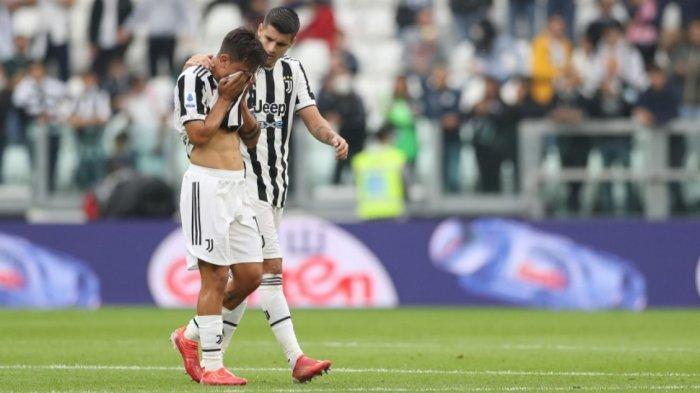 Dybala dan Morata cederaa