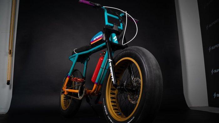 Sepeda Listrik Ini Bisa Tembus Kecepatan 25 Km/Jam, Inspirasinya dari Porsche 935