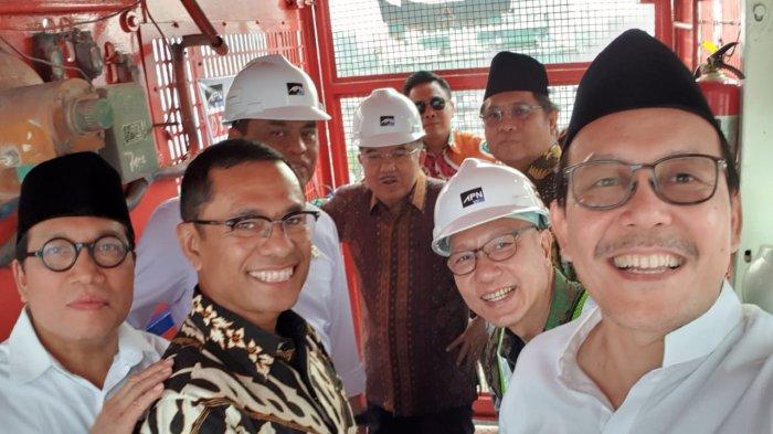 Yayasan Muslim Sinar Mas Dukung Pembangunan Dewan Mesjid Indonesia