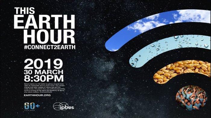 Earth Hour 2019 Dilaksanakan 2 Hari Lagi, Ajakan WWF hingga 13 Bandara Ikut Berpatisipasi