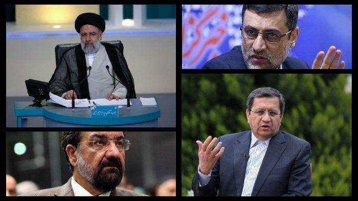 PROFIL 4 Calon Presiden Baru Iran: Ebrahim Raisi hingga Abdolnaser Hemmati