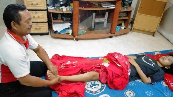 Kisah Echa Putri Tidur Asal Banjarmasin Pernah Terlelap Selama 13 Hari, Makan Dengan Mata Terpejam