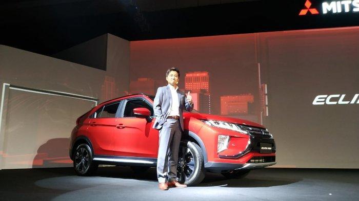 Mitsubishi Siap Kirim Eclipse Cross ke Konsumen Mulai September
