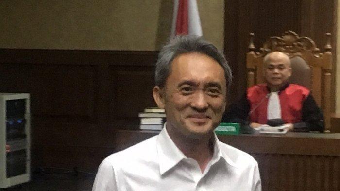 Eddy Sindoro Tidak Ajukan Eksepsi Atas Dakwaan Jaksa Kepadanya