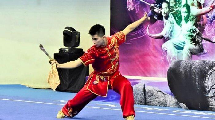 Atlet Wushu Edgar Xavier Sambut Positif Rencana Prioritas Vaksin Covid-19 Buat Atlet