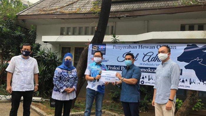 Ibas: Hari Raya Idul Adha Jadi Pengingat untuk Senantiasa Berbagi