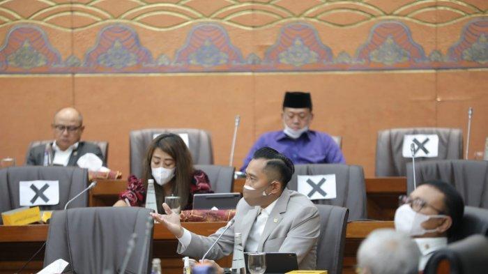 Ibas Yudhoyono Sapa Pendukungnya di Dapil VII Secara Virtual: Jauh di Mata Dekat di Hati