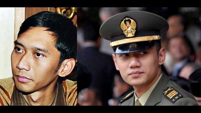 Edhie Baskoro Yudhoyono dan Agus Harimurti Yudhoyono