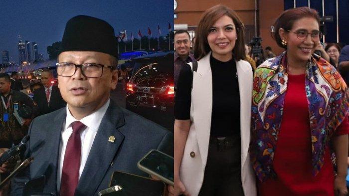 Susi Pudjiastuti Diganti Edhy Prabowo: Komentar Najwa Shihab soal Pemilik Susi Air saat Jadi Menteri