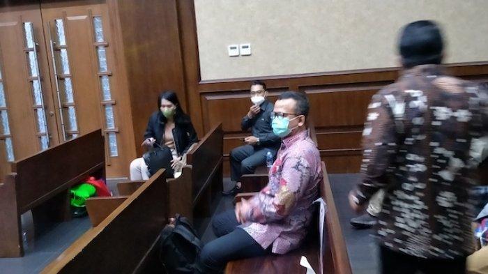 Pengadilan Tipikor Kembali Gelar Sidang Dugaan Suap Benur Terdakwa Eks Menteri Edhy Prabowo