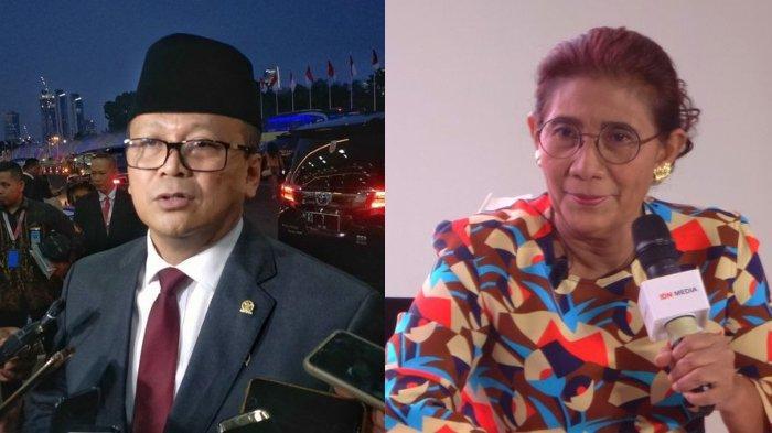 Susi Pudjiastuti Kritik Edhy Prabowo yang Tak Mundur Ekspor Benih Lobster: Nelayan Sudah Didengar?