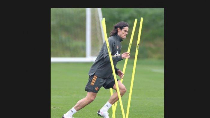 Jelang Hadapi PSG di Liga Champions, Senjata Rahasia Manchester United Telah Gabung Latihan