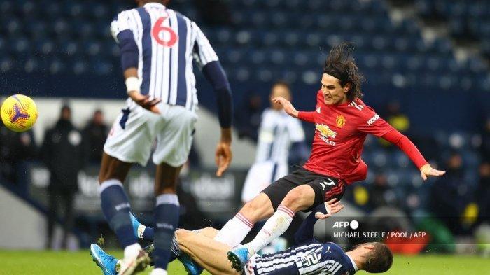 Edinson Cavani Mulai Bikin Manchester United Frustasi