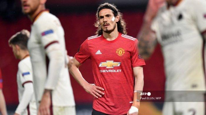 Bukan dengan Uang, Ini Cara Solskjaer Bujuk Edinson Cavani Bertahan di Manchester United