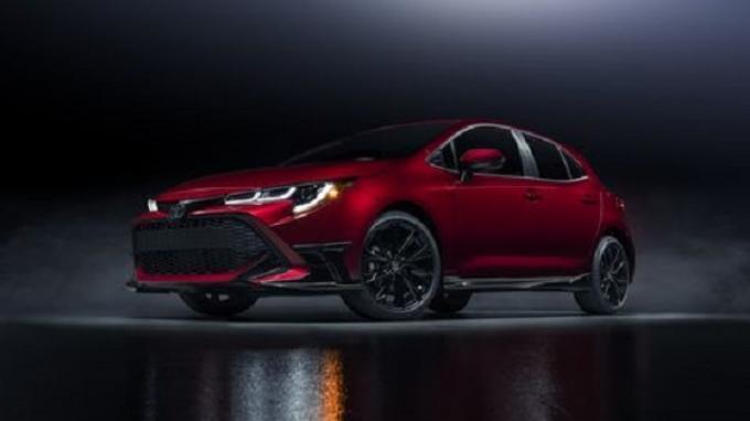 Toyota Akan Hadirkan 1.500 Unit Edisi Khusus Corolla Hatchback 2021