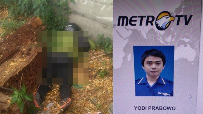 Editor MetroTV ditemukan tewas