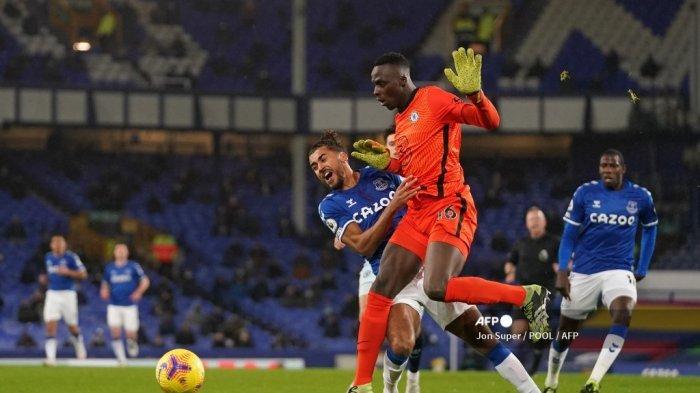 Bukti Ampuh Edouard Mendy Bisa Jadi Faktor Pembeda Chelsea Berburu Gelar Juara