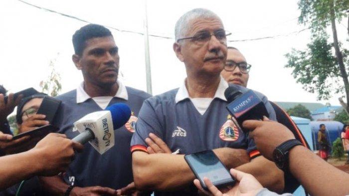Cara Ampuh Pelatih Persija Agar Pemain Tak Loyo Hadapi Jadwal Padat Liga 1 2019
