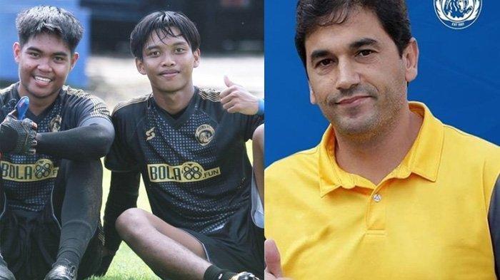 Eduardo Almeida Sudah Berada di Kota Malang Siap Pimpin Latihan
